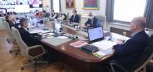 Soylu Başkanlığında Marmara Bölgesi Emniyet ve Asayiş Toplantısı