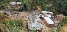 Ruanda'da şiddetli yağıştan dolayı 55 kişi öldü