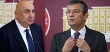 """CHP'li Özel ve Özkoç'a """"hakaret ve iftira"""" soruşturması"""