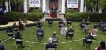 Beyaz Saray'da gazetecilerin tümüne test uygulanacak