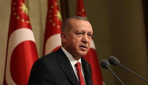 Cumhurbaşkanı Erdoğan, ABD'deki ırkçı cinayetine Tepki