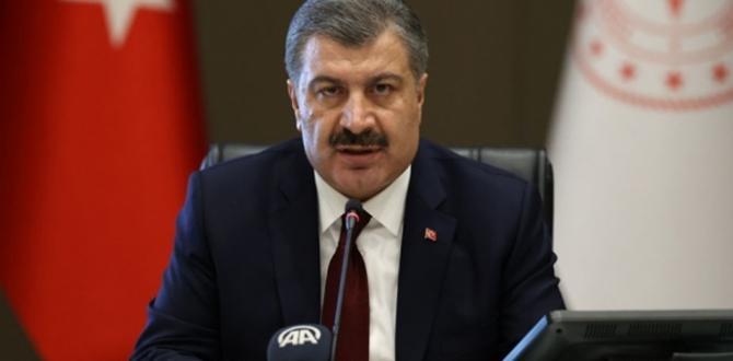 Sağlık Bakanı Koca, Bugün 27 kişi daha hayatını kaybetti