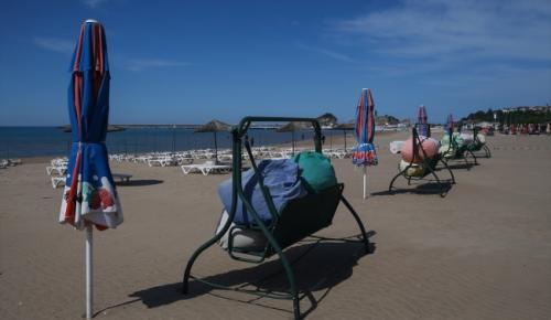 İstanbul'da halk plajları Açılışa hazır