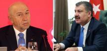 TFF Başkanı Özdemir, Sağlık Bakanı Koca ile buluşacak