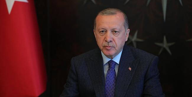 Cumhurbaşkanı Erdoğan 'dan Tekdal ailesine başsağlığı
