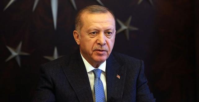 Cumhurbaşkanı Erdoğan'dan selde hayatını kaybedenlerin ailesine taziye