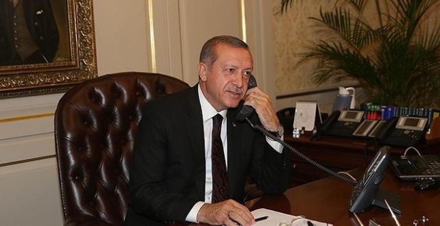 Erdoğan, Haiti Cumhurbaşkanı Jovenel Moise ile telefonda görüştü