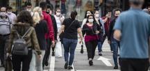 Ankara'da maske takmayan 1045 kişiye 940 bin 500 lira para cezası
