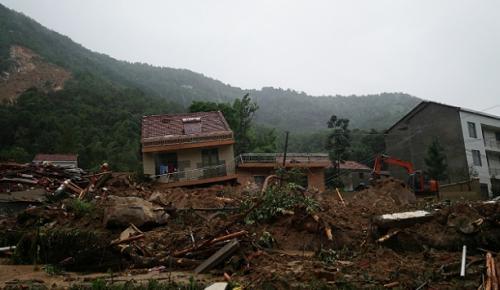 Çin'de toprak kaymasında 9 kişinin kaybolduğu bildirildi