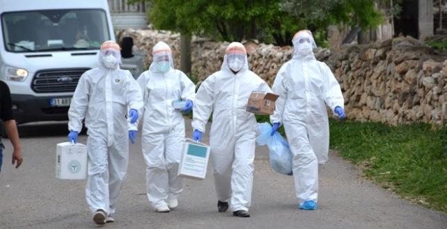 Türkiye'de son 24 saatte 1024 kişiye COVID-19 tanısı konuldu