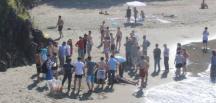 Ordu'nun Ünye ilçesinde denize giren 2 kişi Öldü