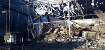 Salyangoz işleme fabrikasının buhar kazanı patladı: 1 ölü