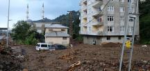 Rize'nin Çayeli ilçesinde selde 2 kişi öldü