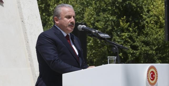 Şentop'tan Ayasofya açıklaması: Uluslararası alanda önemli bir adım