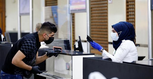 Bağdat Havalimanı yaklaşık 4 ay sonra uçuşlara açıldı