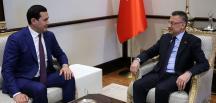 Oktay, Özbekistan Başbakan Yardımcısı'nı konuk edecek
