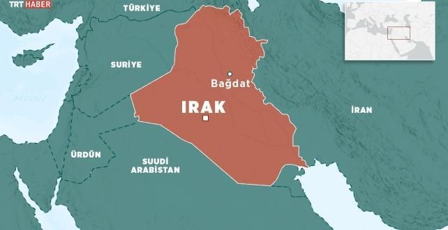 Irak'ın başkenti Bağdat'ta, askeri üste iki patlama meydana geldi