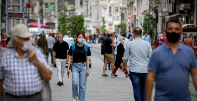 Türkiye'de son 24 saatte 967 yeni vaka tespit edildi,