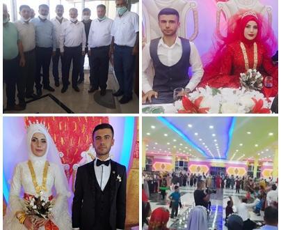 Başkan Kayabaşı Oğlu Hüseyin İçin Dillere Destan Düğün Töreni Yaptı