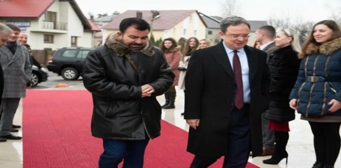 Belarus' ta bir Türk iş adamı Sedat İğdeci Seçime damgasını vurdu