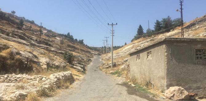 Eyyübiye Belediyesi Yakubiye mahallesine neden duyarsız