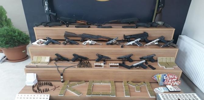 Şanlıurfa'da suç örgütü çökertildi
