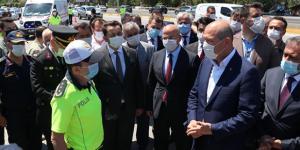 Bakan Soylu'dan sürücülere 'dönüş yolu' uyarısı