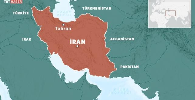 İran'da 5,1 büyüklüğünde deprem meydana geldi