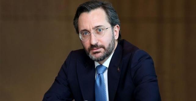 Altun'dan İsrail-BAE anlaşmasına tepki