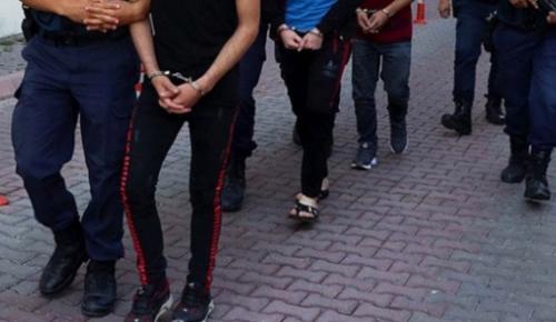 Bursa'da zehir tacirlerine operasyon: 20 gözaltı