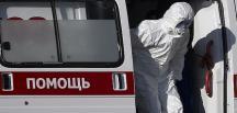 Rusya'da koronavirüsten ölenlerin sayısı 16 bini geçti