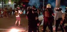 ABD'de protestolarda 500'den fazla kişi gözaltına alındı
