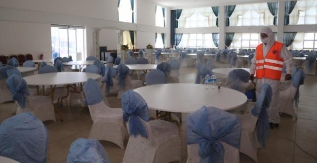 Erzincan'da düğün ve nikah süresi 1 saate indirildi