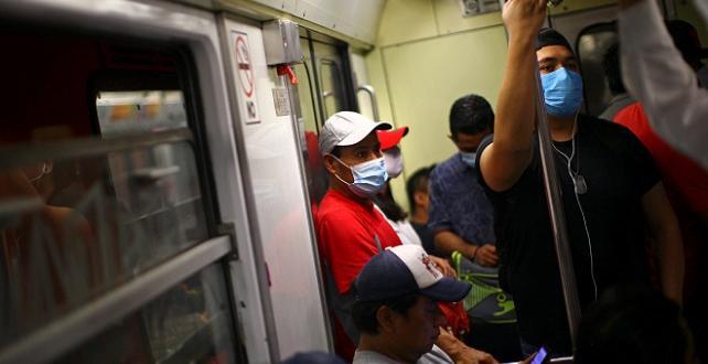 Meksika'da 475 kişi daha koronavirüsten öldü