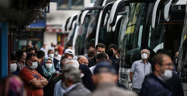 125 bin 246 kişinin seyahati riskli olduğu için engellendi