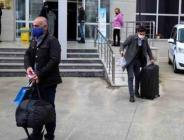 Rize'de karantinayı ihlal eden 15 kişi yurda yerleştirildi