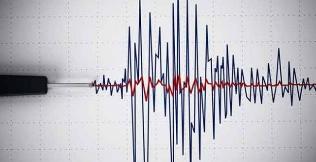 Akdeniz'de 5,7 büyüklüğünde deprem meydana geldi