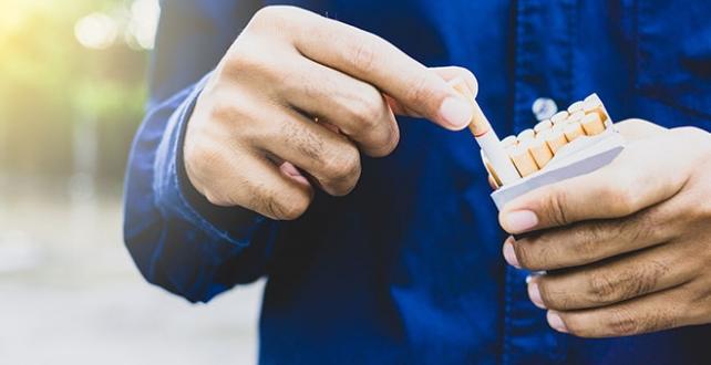 Sinop'ta bazı alanlarda sigara yasağı getirildi