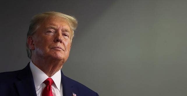 Trump, COVID-19 salgınından Çin'in sorumlu tutulmasını istedi