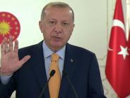Cumhurbaşkanı Erdoğan'dan BM'ye Doğu Akdeniz için konferans çağrısı