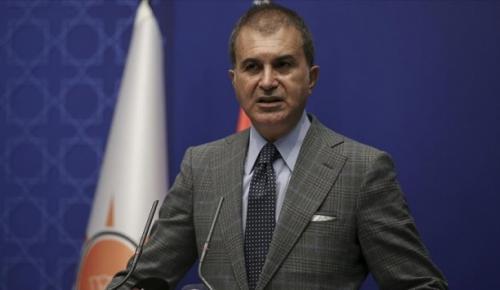 AK Parti Sözcüsü Çelik: Biz çatışma arayan devlet değiliz