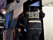 Samsun'da şafak operasyonu: 3 gözaltı