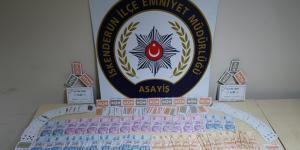 Hatay'da metruk binada kumar operasyonu: 12 bin lira ceza
