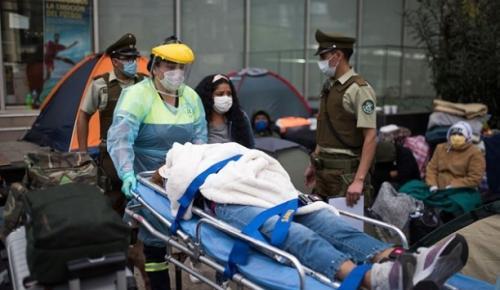 Latin Amerika ülkelerinde COVID-19'dan ölümler artıyor
