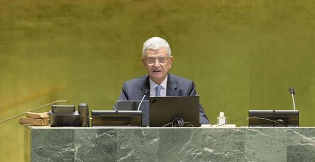 BM 75. Genel Kurul Başkanı Bozkır'dan biyolojik çeşitliliğin korunması çağrısı