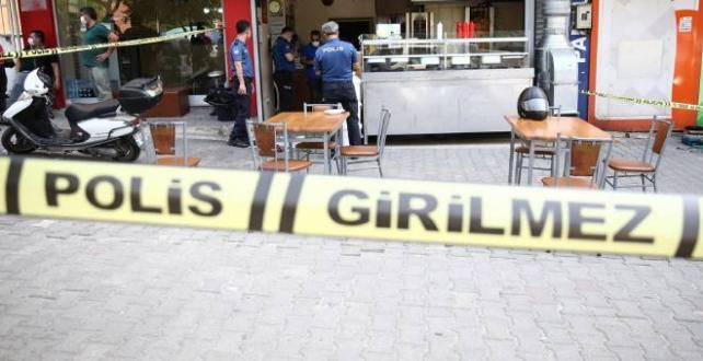 Adana'da dönerciye sipariş baskını : 2 yaralı