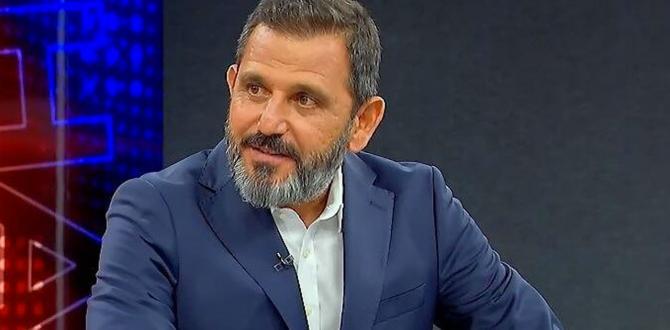 Fatih Portakal: Mutluyum