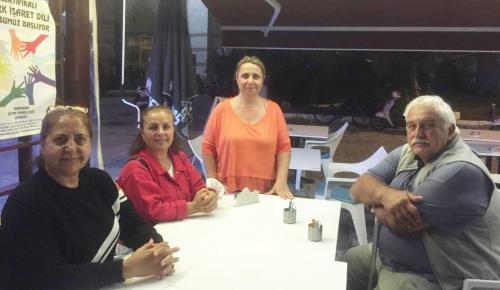 Cumhuriyet Bayramı Sessiz Cafe'de Coşkuyla Kutlandı!