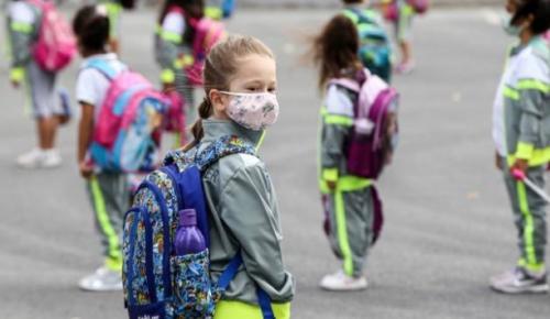 1. sınıfa kayıtlı öğrencilerin yüzde 74'ü yüz yüze eğitim görüyor