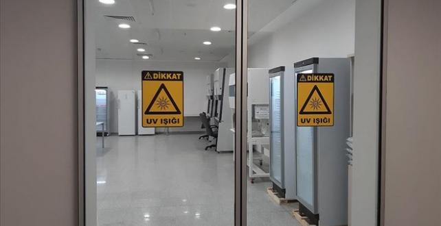 Sabiha Gökçen'de COVID-19 test sonuçları 2,5 saatte alınabilecek